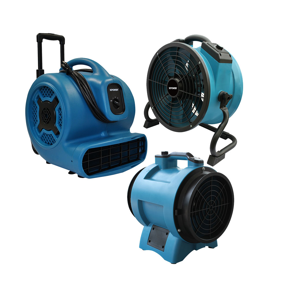 Air Movers 187 Xpower