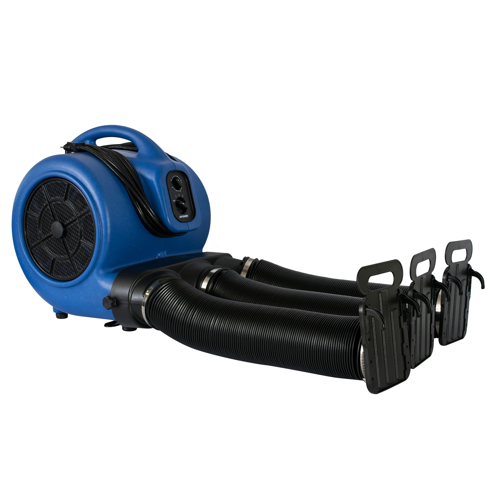 XPOWER X-800TF Cage Dryer with Multi Cage Drying Hose Kit