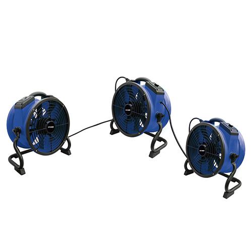 XPower X-35AR Professional High Temp Axial Fan