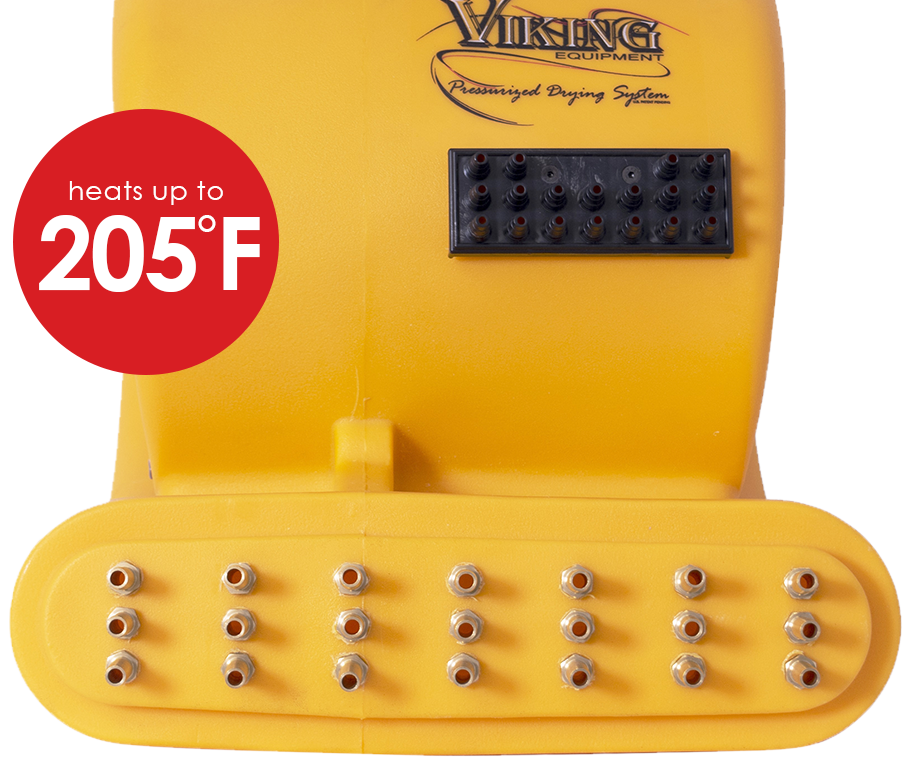 viking wall dryer
