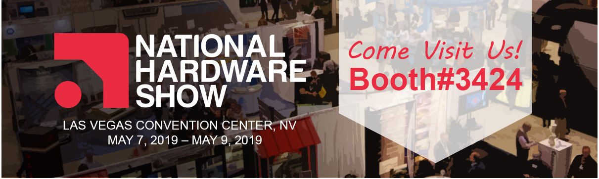 2019 National Hardware Show - XPOWER Manufacture