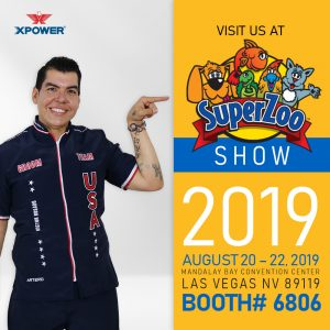 2019 Superzoo Show @ Mandalay Bay Convention Center