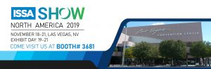 2019 ISSA SHOW North America @ Las Vegas Convention Center