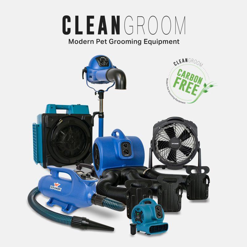 CLEAN GROOM Solution