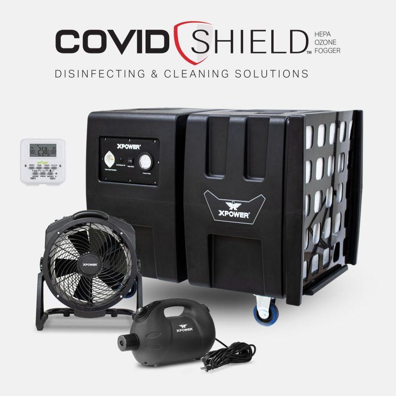 COVID SHIELD Solution